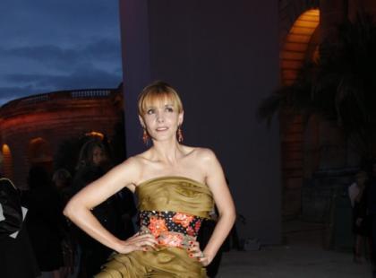 Celebrities w propozycjach Diora
