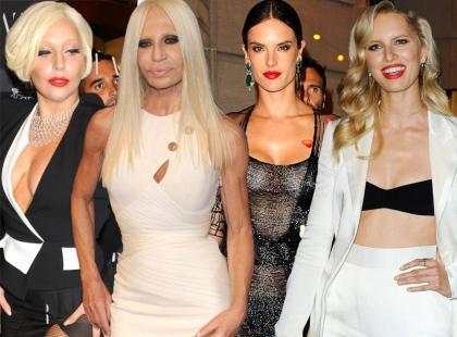 Celebrytki na głośnej imprezie u naczelnej Vogue!