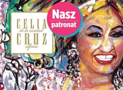 Celia Cruz - salsa to krew latynosów!