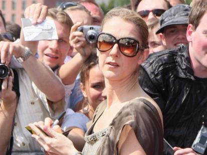 Celine Dion: Będą bliźnięta!