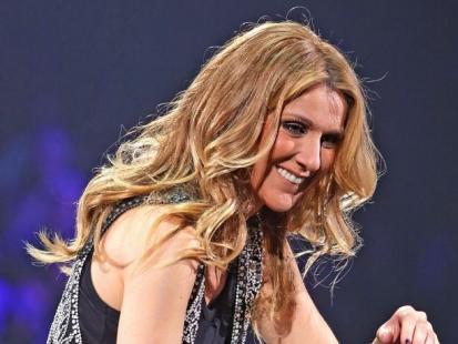 Celine Dion poroniła