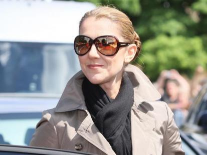 Celine Dion urodzi bliźniaki