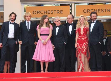 Ceremonia otwarcia 64. Festiwalu Filmowego w Cannes