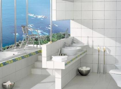 Cersanit - kafle łazienkowe