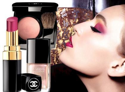 Chanel zachwyca kolorami w jesiennej kolekcji makijażu