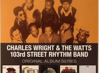 "Charles Wrights & The Watts ""Original Album Series"""