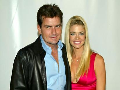 Charlie Sheen życzy swojej byłej żonie śmierci