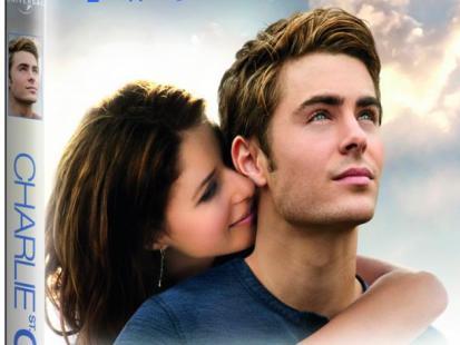 """""""Charlie St. Cloud"""" na DVD"""