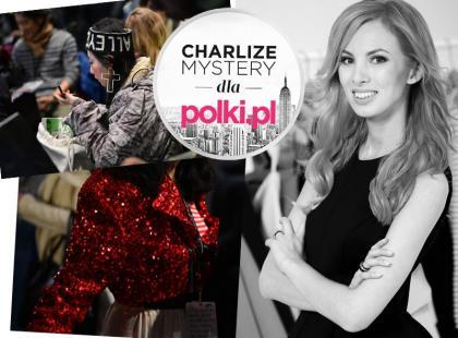 Charlize Mystery: moda ulicy wg znanej bloggerki