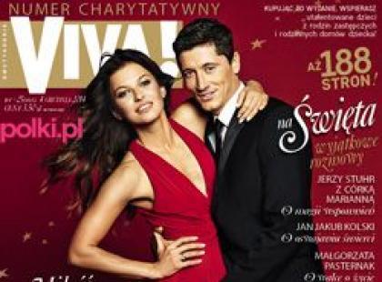 Charytatywne wydanie dwutygodnika Viva!