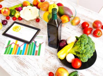 Chcesz schudnąć w nowym roku? Jedz małe porcje!