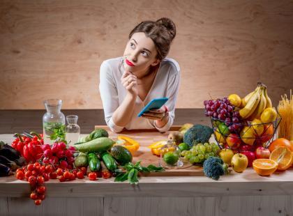 Chcesz zastosować dietę 1500 kcal? Zobacz, ile schudniesz!