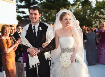 Chelsea Clinton i Marc Mezvinsky - Koniec małżeństwa