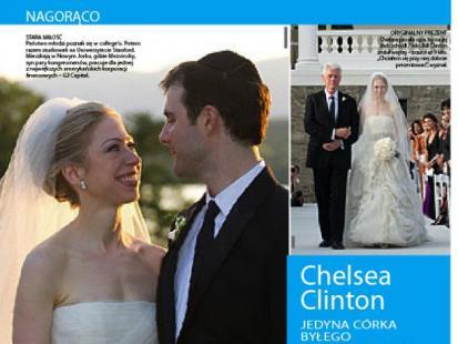 Chelsea Clinton wyszła za mąż