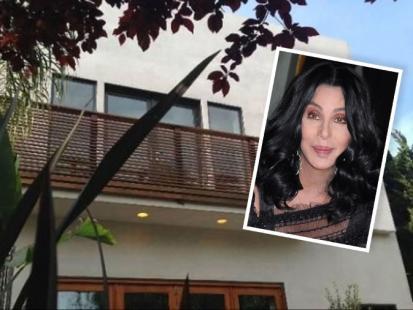 Cher sprzedaje dom w Los Angeles!