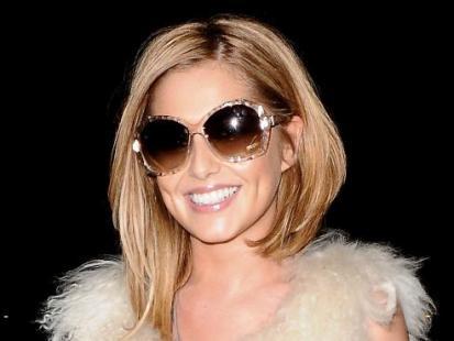 Cheryl Cole blondynką!