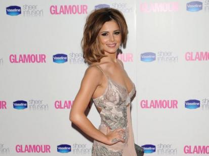Cheryl Cole nosi Minge