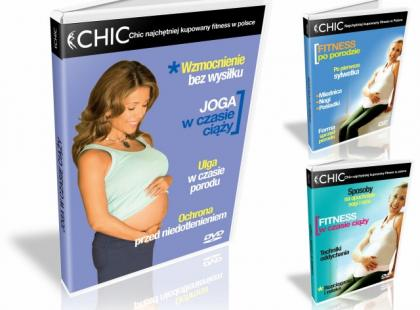 CHIC: Fitness dla przyszłych mam