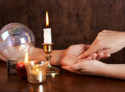 Chiromancja, czyli wróżenie z dłoni