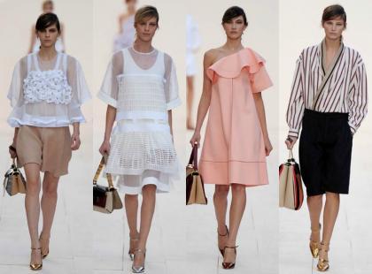 Chloe: pastele wciąż modne wiosną 2013