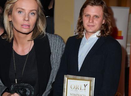 Chłopak Agnieszki Szulim nominowany do prestiżowej nagrody