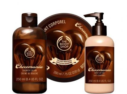 Chocomania The Body Shop