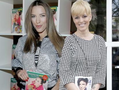Chodakowska i Felicjańska promują swoje nowe książki