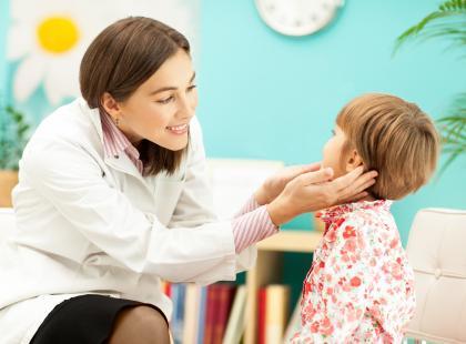 Chore dziecko - leczenie ziołami
