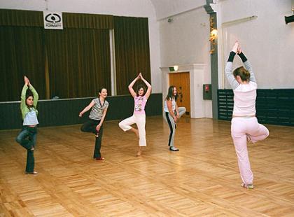 Choreoterapia, czyli terapia tańcem