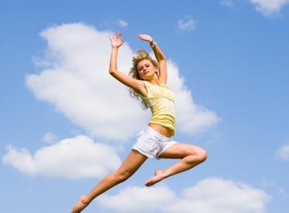 Choreoterapia - wytańcz sobie zdrowie