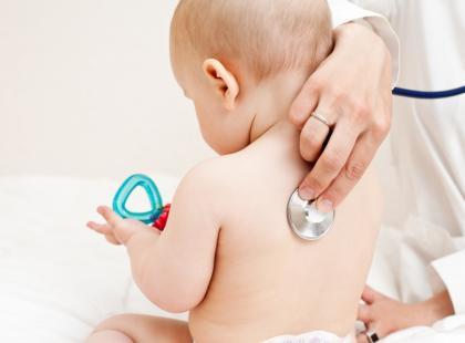 Choroby zakaźne wieku dziecięcego - vademecum