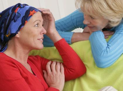 Chory kontra rak – przewodnik dla bliskich cierpiącego
