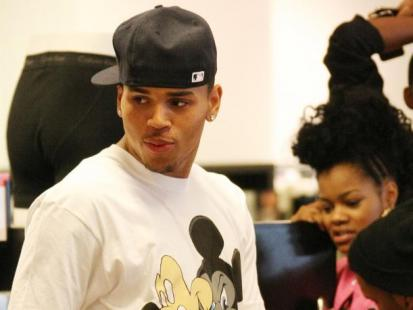 Chris Brown ciągle kocha Rihannę
