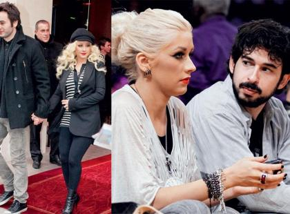 Christina Aguilera mieszka z mężem...