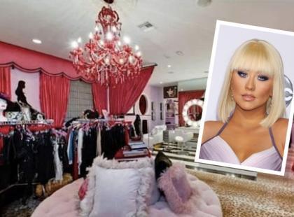 Christina Aguilera sprzedała dom w Beverly Hills