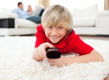 Chroń dziecko przed telewizją