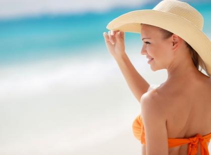 Chroń skórę przed promieniowaniem IR!