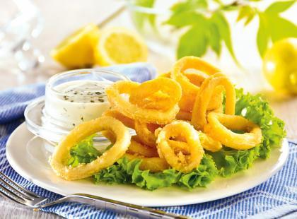 Chrupiące i aromatyczne owoce morza - sprawdź nasze przepisy na kalmary