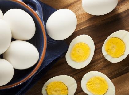 Chudnij dzięki temu jednemu składnikowi. Poznaj błyskawicznie odchudzającą dietę jajeczną!
