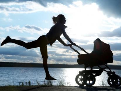 Chudnij zgodnie z planem - po ciąży