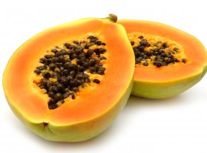 Chutney z papai