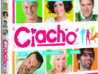 """""""Ciacho"""" na DVD"""