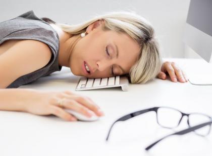 Ciągle zmęczona? Oto 10 przyczyn nieustannego osłabienia