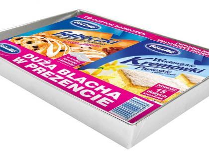 Ciasta Gellwe w przedświątecznej ofercie promocyjnej