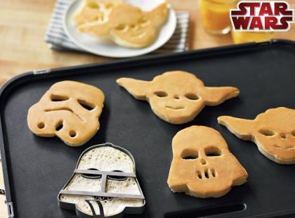 Ciasteczkowe foremki rodem ze Star Wars