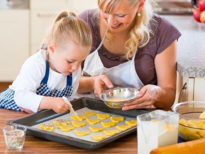 Ciastka margarynki – smak dzieciństwa