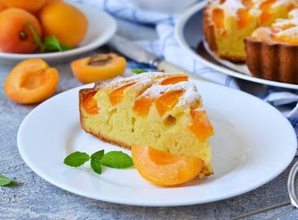 Ciastka z morelą - przepis