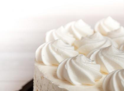 Ciasto śmietanowe ze śliwkami