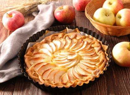 Ciasto z całymi jabłkami - inne, niż wszystkie!