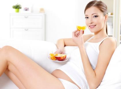 Ciąża - co jeść, ile jeść... a ile można przytyć w ciąży?